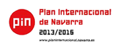 Logotipo Plan Internacional Navarra
